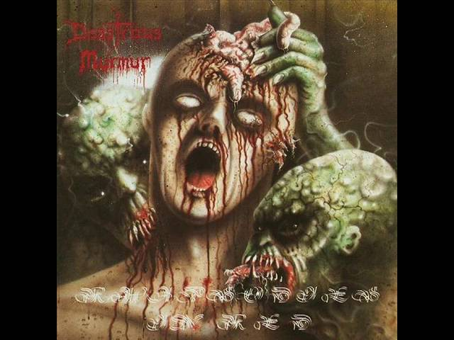 Disastrous Murmur - Rhapsodies in Red (Full Album)