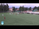 Дмитрий Борисов забивает в товарищеском матче ФК Медик, 3-1