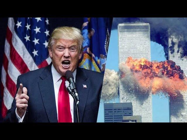 Трамп: ЦРУ и АНБ устроили взрыв башен близнецов