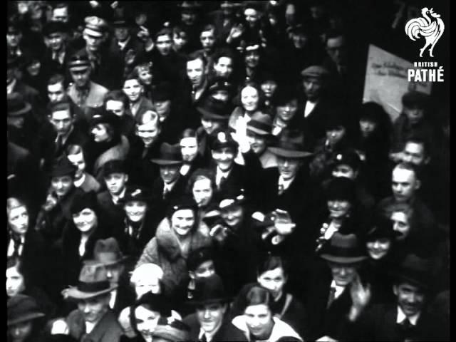 Hitler In Essen 1938