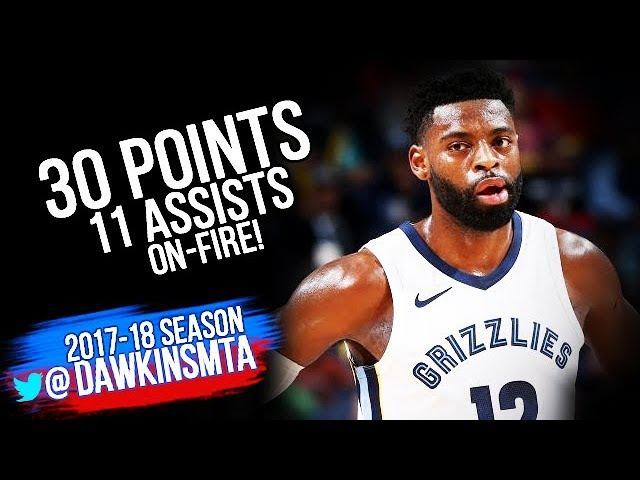 Tyreke Evans Full Highlights 2017.12.23 vs Clippers - 30 Pts, 11 Asts, 7 Rebs, On-FiRE!