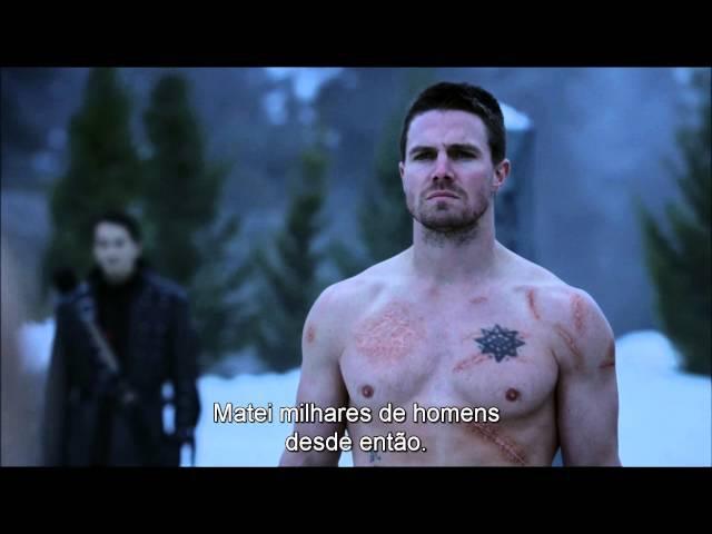 Ra's Al Ghul x Arrow Death of Oliver Queen Best fight Scene