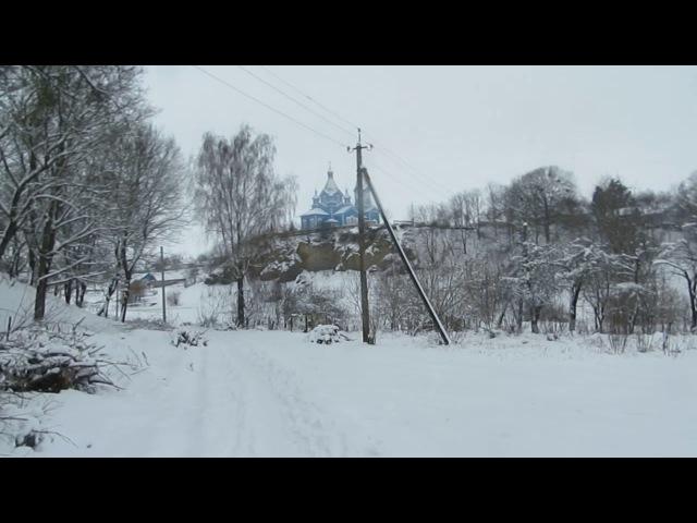 Korets, Ukraine, February 2018 Корець Корецький замок Рівненщина 78