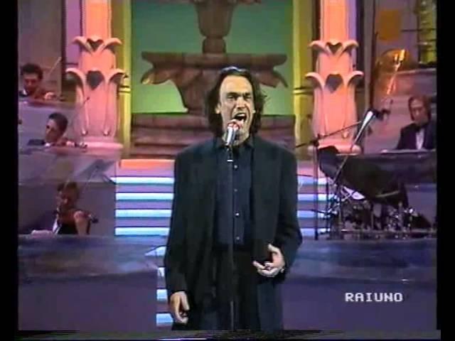 Riccardo Fogli- In una notte cosi Sanremo 1992