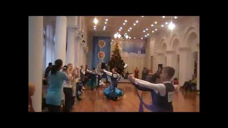 Непомнящий Валерий Муравьёва Катарина Зимний бал 2017 Венский Вальс