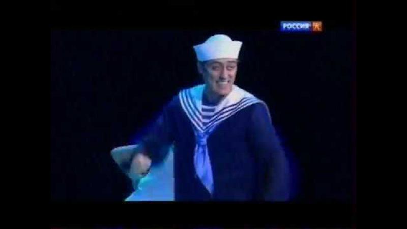 Морская песня (В.Кирюхин, А.Бабик)