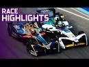 Хайлайты шестого этапа Формулы Е в Уругвае