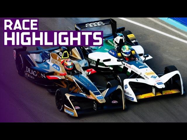 Race Highlights: 2018 CBMM Niobium Punta del Este E-Prix