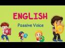 English Passive Voice part 2