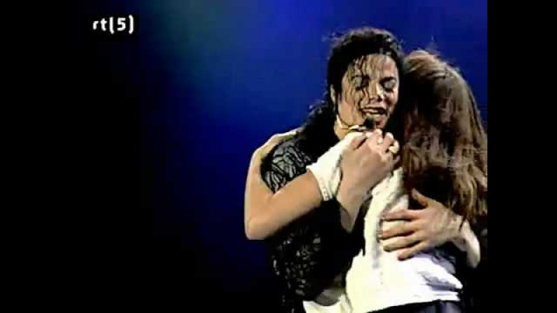 Michael Jackson You are not alone Live Munich El nUnU