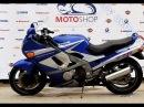 Краткий обзор и тест драйв Kawasaki ZZ R600 1 го поколения