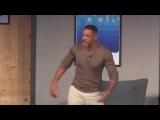 Уилл Смит о страхе и прыжке с парашютом Мотивирующая речь! Смотреть обязательно