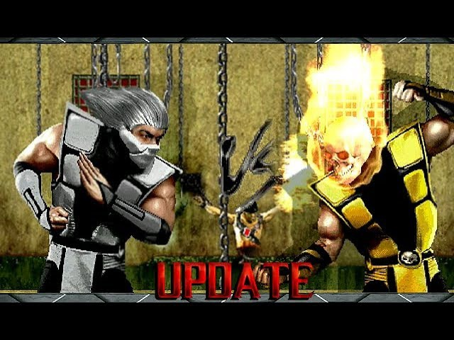 Mortal Kombat Introspection™ | Update Theizen, Scorpion Hell and new char Human Smoke (MK9) WIP