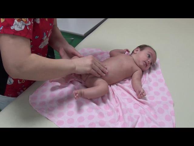 Массаж новорожденного ребенка. Советы родителям - Союз педиатров России