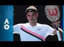 Marton Fucsovics v Roger Federer match highlights (4R) | Australian Open 2018
