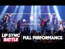 Wanna Be Startin' Somethin' w/ the Stars! | Lip Sync Battle Live: A Michael Jackson Celebration