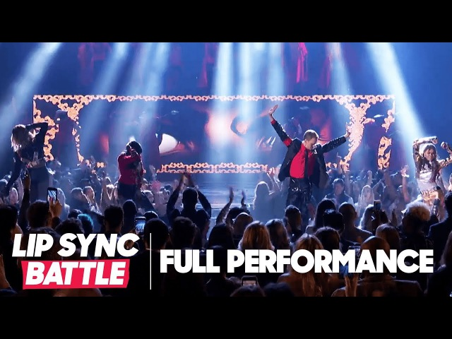 Taraji P. Henson, Laverne Cox, Hailee Steinfeld, and Neil Patrick Harris - Wanna Be Startin' Somethin (Lip Sync Battle)