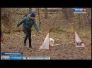 Вести приволжья, моего шпица Киндера показали в новостях на канале Россия 1