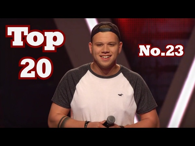 The Voice - My Top 20 Blind Auditions Around The World (No.23)
