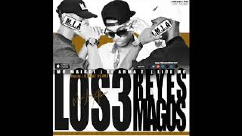 Los 3 Reyes Magos - M.L.A LG