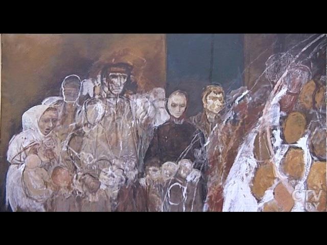 В его картинах – наша история: о творчестве и наследии художника Михаила Савицкого