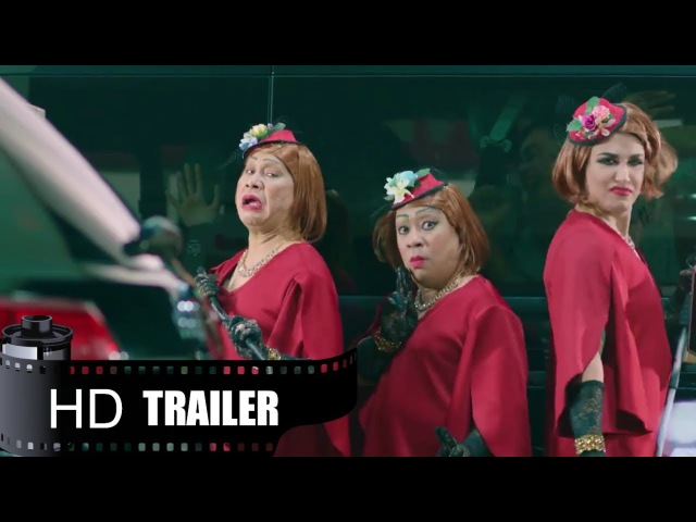 TRIP UBUSAN: THE LOLAS VS. ZOMBIES (2017) Official Trailer