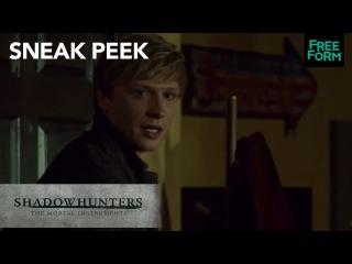 Jonathan's Identity Is Revealed | Sneak Peek: Season 2, Episode 19 | Shadowhunters