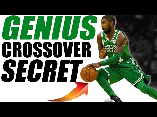 Kyrie Irving's GENIUS Crossover Highlights SECRET! (BREAKS ANKLES!)