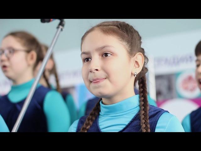 VLOG Мировые дети - Благотворительный концерт Студии Олега Митяева