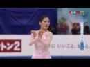 SATOKO MIYAHARA 宮原 知子 2018 SP - FOUR CONTINENTS CHAMPIONSHIPS