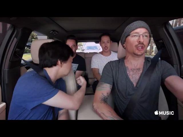 Linkin Park опубликовали выпуск Carpool Karaoke с Честером Беннингтоном