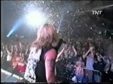 MOTLEY CRUE and RANDY CASTILLO. Rare Studio TV live footage. 1998.   P2