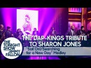 The Dap-Kings Perform a Moving Tribute to the Late Sharon Jones