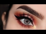 Easy Valentine's Day Makeup Tutorial Elsa Palette