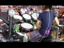 The Amazing Very Talented 13 Yr old Girl Drummer Kanade Sato Japan Spectacular