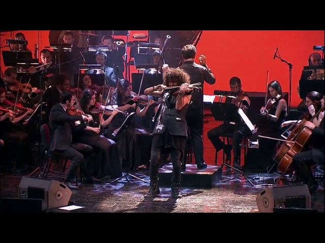 Ara Malikian 15 Symphonic Kashmir Led Zeppelin Cover