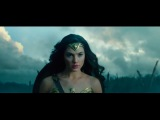 Sia - Wonder Woman  Elastic Heart