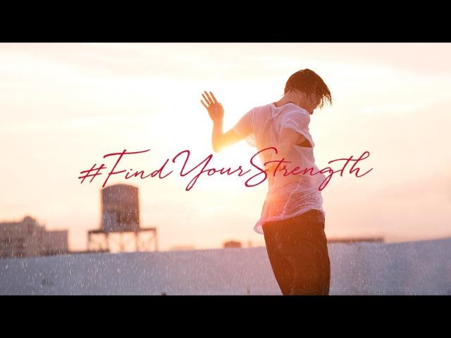 FindYourStrength | ULTIMUNE | Shiseido