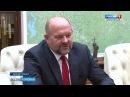 «Arctic Open» будет ежегодным - заявил Игорь Орлов на встрече с членом жюри - Игорем Угольниковым.