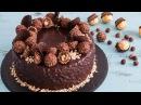 Ferrero Rocher Cake 4k video