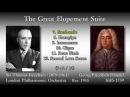 Händel The Great Elopement Suite, Beecham LPO 1945 ヘンデル グレート・イロープメント組曲 ビーチャム