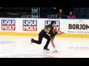 Talisa THOMALLA Robert KUNKEL GER Pairs Short Program MINSK 2017