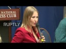 LIVE: Russian presidential candidate Ksenia Sobchak holds press conference in DC