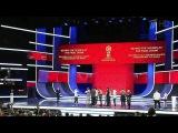 Более 100 телеканалов мира покажут финальную жеребьевку Чемпионата мира пофутболу— 2018 вМоскве. Новости. Первый канал