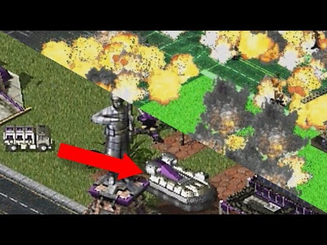 Libya Tactic in Bay of Pigs - Command Conquer Red Alert 2 Yuris Revenge