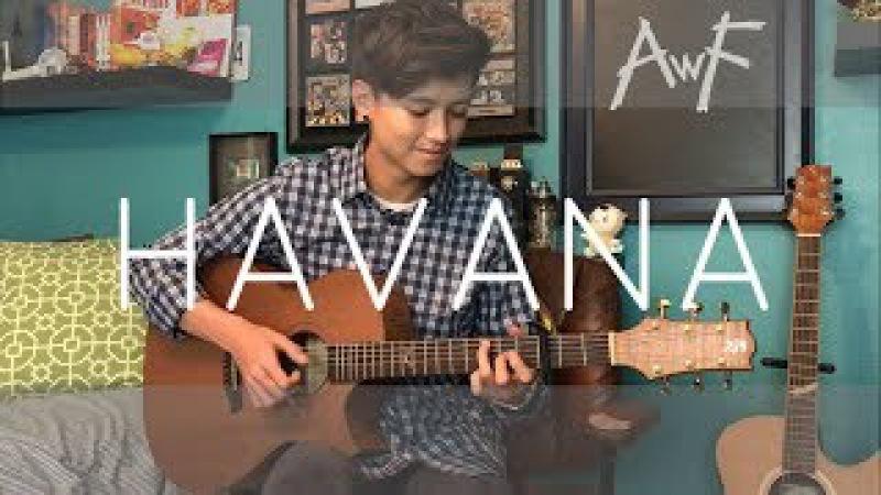 Camila Cabello - Havana - Cover (Fingerstyle Guitar) » Freewka.com - Смотреть онлайн в хорощем качестве