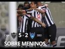 Atletico MG 5 x 2 Sport Boys, Melhores Momentos, Libertadores 2017 - COMPLETO