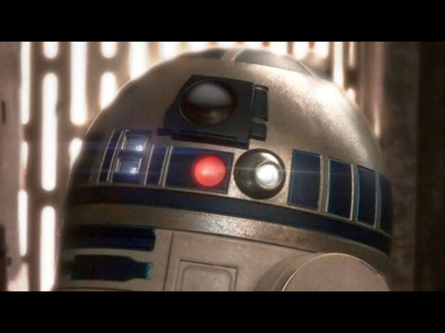 Every Time R2-D2 Saves the Day