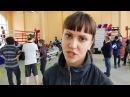 И боксер , и тренер , и вторая мама для своих воспитанников - Дарья Владиславовна