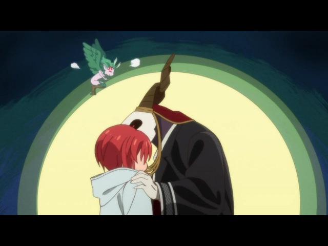All Funny Faces ( Episode 1 - 12 ) Mahoutsukai no Yome/ The Ancient Magus Bride